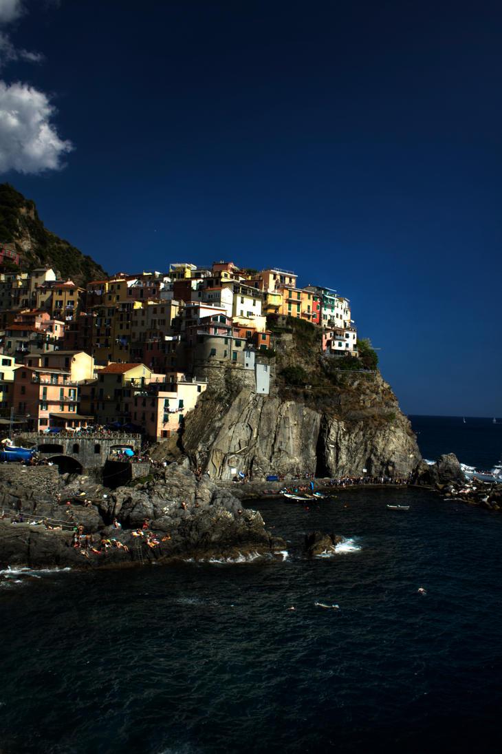 Cinque Terre 1 by DougQ
