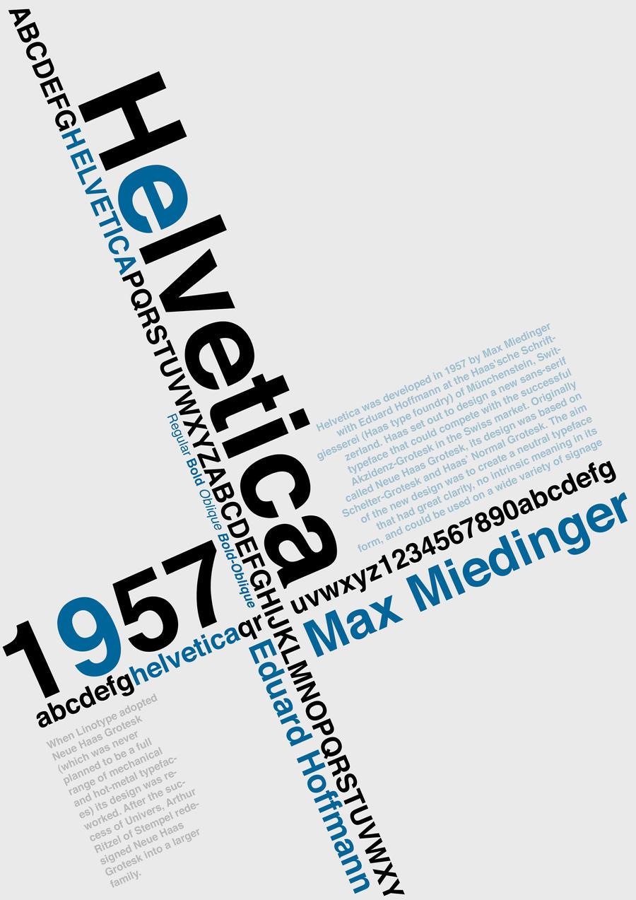 Typography - Final Test by reevosaulus on DeviantArt