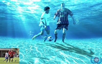Underwater Soccer