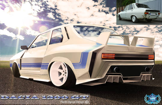 DACIA 1300 GT