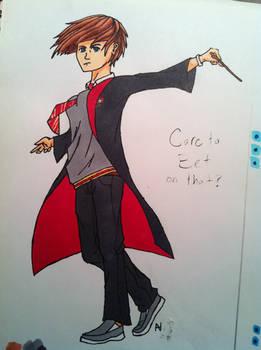 Jaelie the Gryffindor
