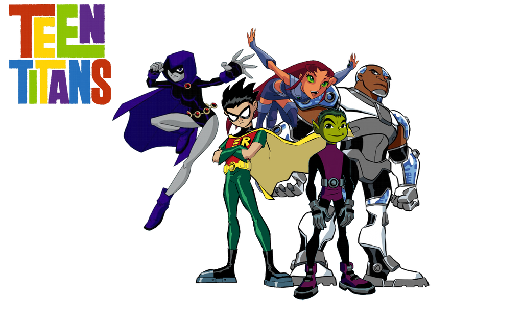 Teen Titans Group 47
