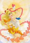 Sailor Venus by Milkymilla