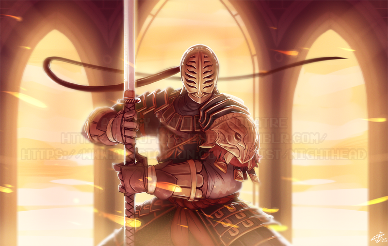 Sir Alonne by NightHead