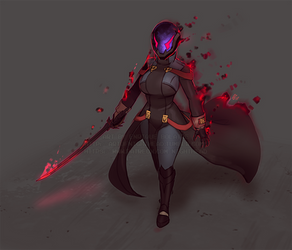 Apocalypse Red by NightHead