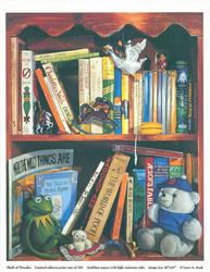 Shelf of Wonder
