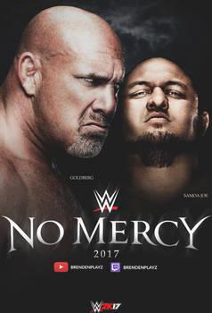 BrendenPlayz No Mercy poster 2