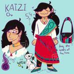 Kaizi   The Arcana   Ref 2019