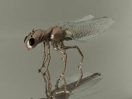 Robot Dragonfly by MasterHamish