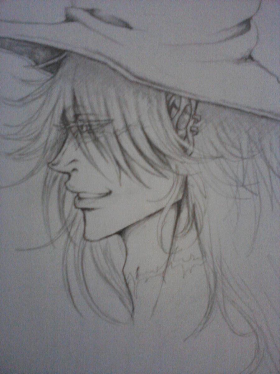 My Realistic Undertaker by orellanam