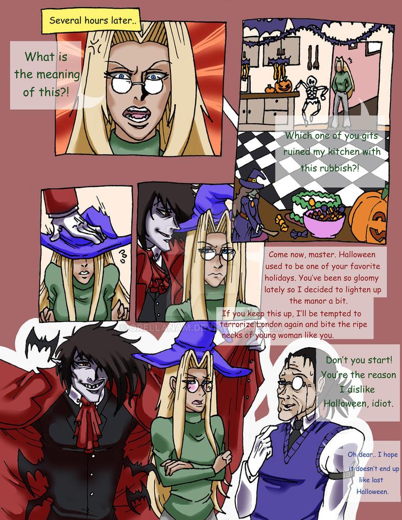 Hellsing Halloween Pg.2 by orellanam