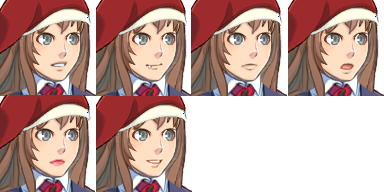 Mad-Indy in Xmas hat faceset! RPG maker VX Ace by Mad-Indy