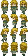 Fern's sprite! RPG maker VX Ace by Mad-Indy