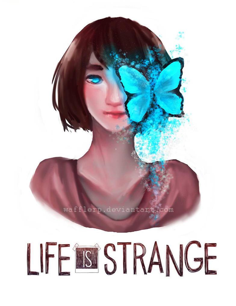 [FanArt] Life is Strange -Max by wafflerp