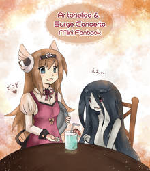 Ar tonelico - Aurica and Mir