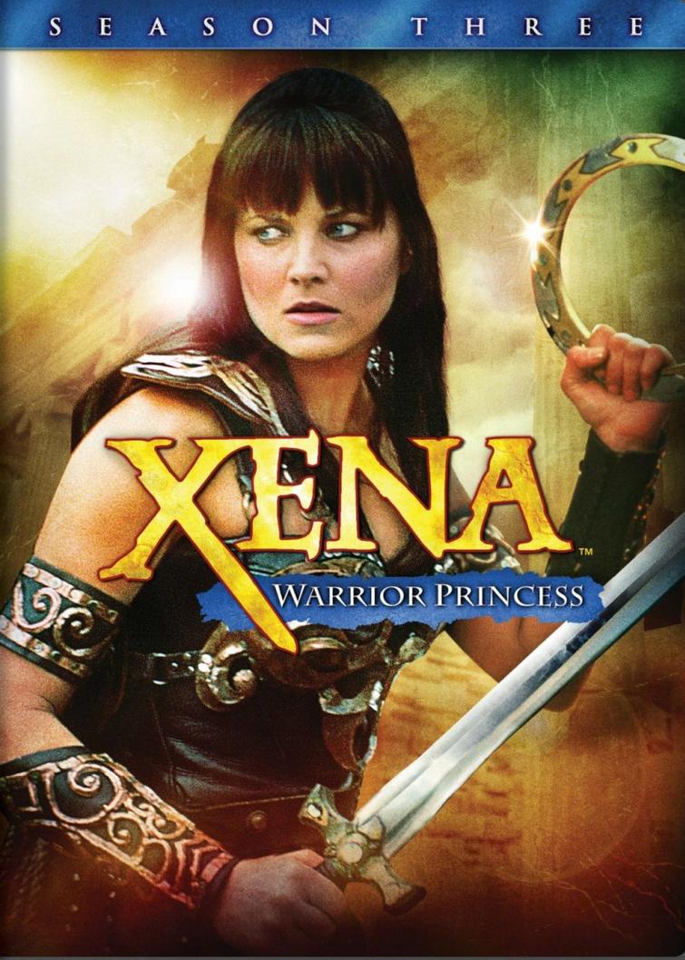 Opinion the xena warrior princess