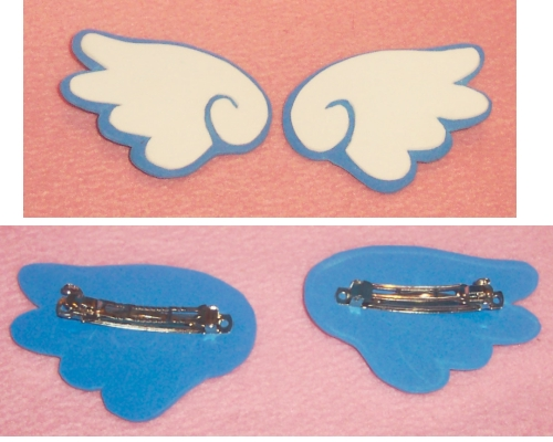 chibi angel wings - photo #16