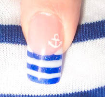 sailor nail by neko-crafts