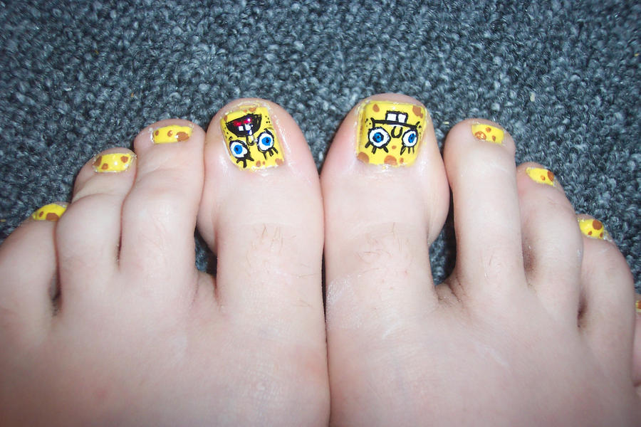 Spongebob tootsies by neko crafts on deviantart spongebob tootsies by neko crafts prinsesfo Image collections