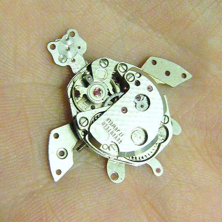 Mr Turtle by neko-crafts