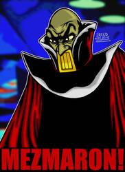 Cartoon Villains - 009 - Mezmaron! by CreedStonegate