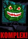 Cartoon Villains - 010 - KOMPLEX!
