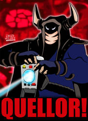 Cartoon Villains - 011 - Quellor! by CreedStonegate
