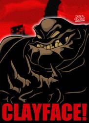 Cartoon Villains - 014 - Clayface! by CreedStonegate