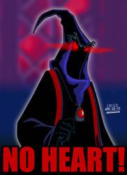 Cartoon Villains - 018 - No Heart!
