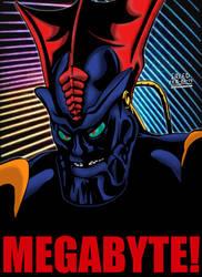 Cartoon Villains - 022 - Megabyte!