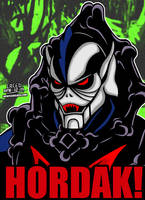Cartoon Villains - 040 - Hordak! by CreedStonegate