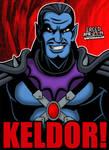 Cartoon Villains - 049 - Keldor!