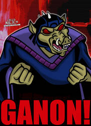 Cartoon Villains - 060 - Ganon!
