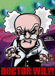 Cartoon Villains - 083 - Doctor Wily!