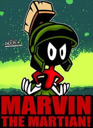 Cartoon Villains - 094 - Marvin The Martian!