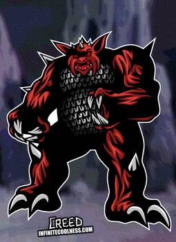 Metlar from Inhumanoids!