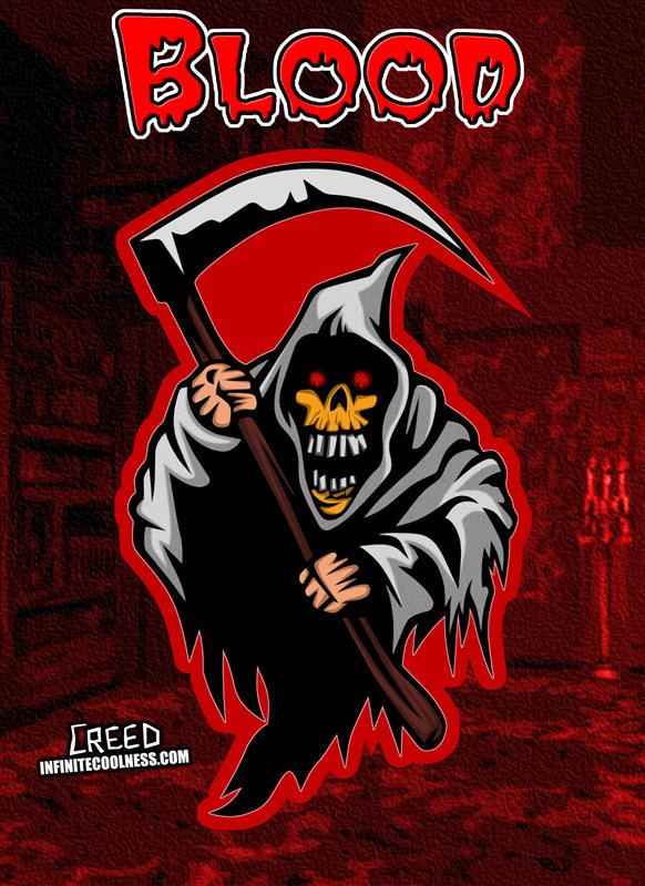 Blood - Phantasm!