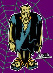 Frank Frankenstone! by CreedStonegate