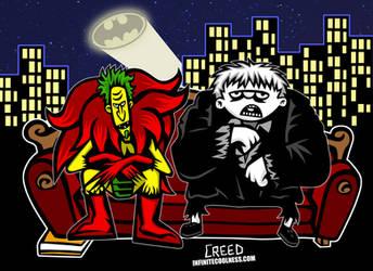 Thugs On Gotham!