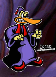 Peking Duck from Twisted Tales Of Felix The Cat!