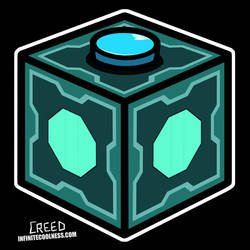 The Meeseeks Box from Rick and Morty!