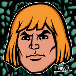 Classic 80s Filmation Style He-Man!