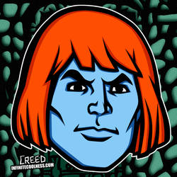 Classic 80s Filmation Style Faker!