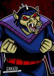Ganon from Legend Of Zelda! by CreedStonegate