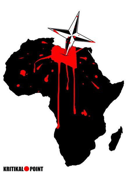 Libya's Murder by KritikalPoint