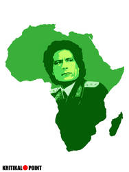 Africa's Anti-Colonialism by KritikalPoint