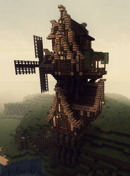 Steampunk Build 1
