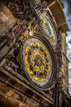 Prague Astronomical Clock 2