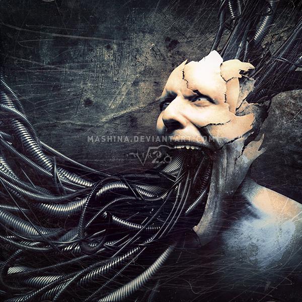 Regurgitation by mashina