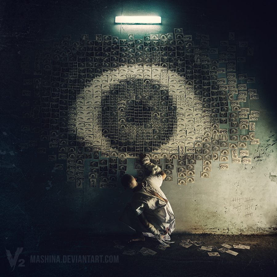The Amnesiac by mashina